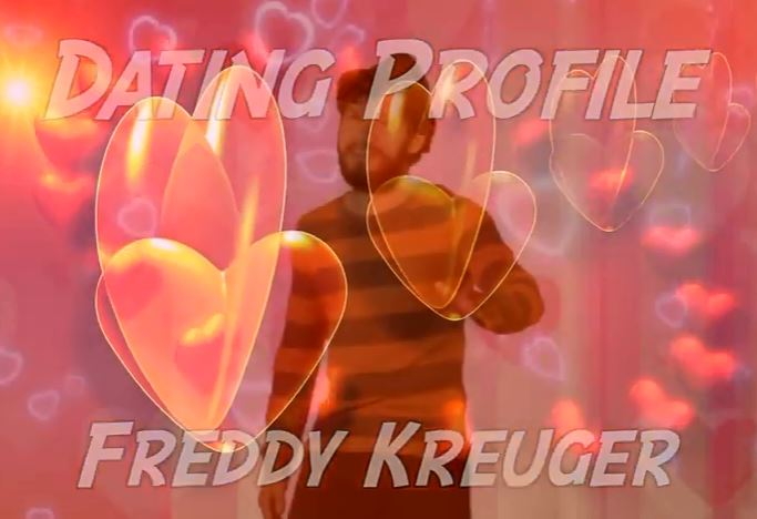 Freddy Kreuger Dating Profile