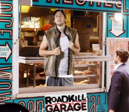 Roadkill Garage Food Truck Serving Authentic Street Food