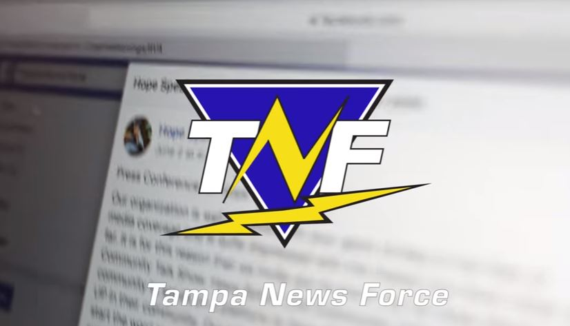 Tampa News Force Hope Speaks Hope
