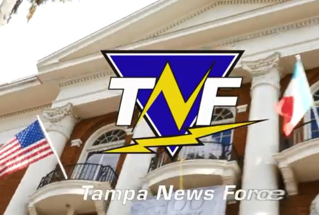 Tampa News Force Goes to the Gwen Graham Rally