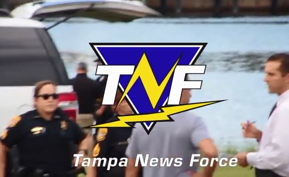 Tampa News Force was on the scene w