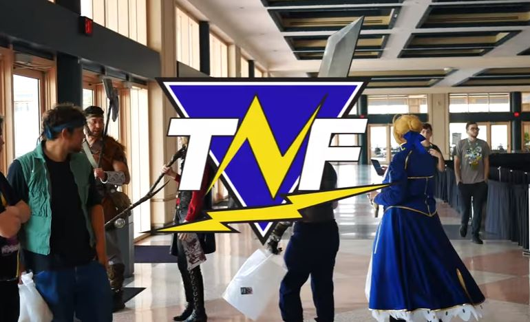 Tampa News Force visits Megacon in Tampa, Florida's Downtown Convention Center