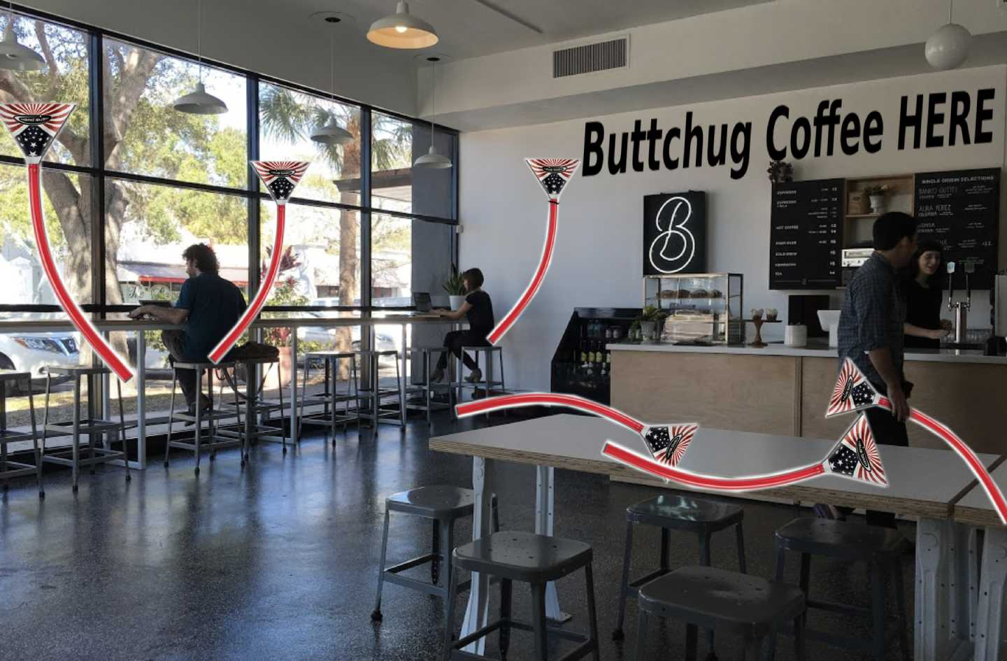 Buttchugg Coffee now in Tampa