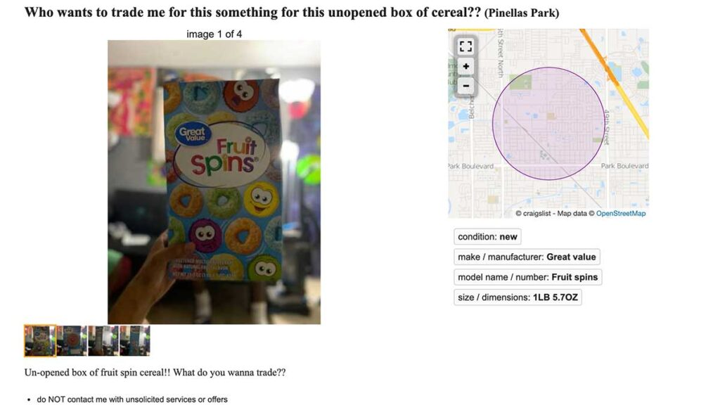 Top Things to Buy on Craigslist Tampa | Tampa News Force