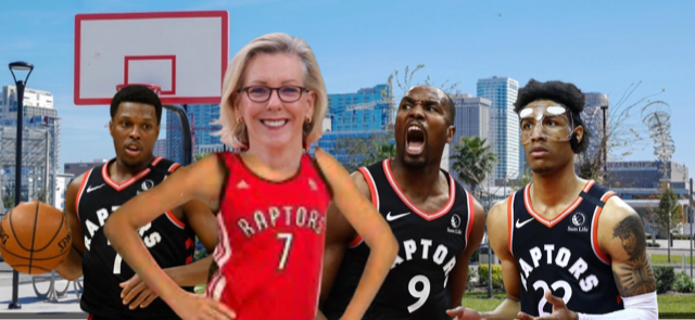 Tampa Bay Welcomes Toronto Raptors In Ongoing Effort To Win Some Kind Of Championship In Every Sport Tampa News Force